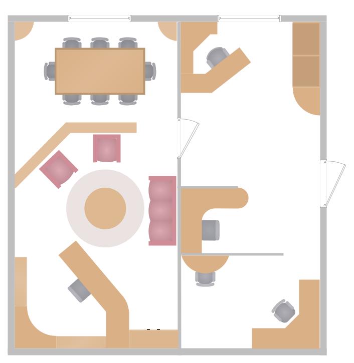 sample office layout Doritmercatodosco
