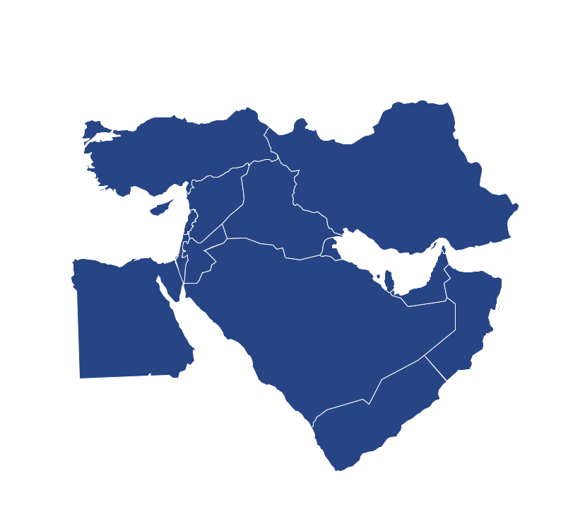 middle east graphic map socialmediaworksco
