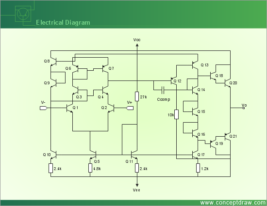 Engineering electrical_diagram conceptdraw samples engineering diagrams electrical engineering wiring diagrams at creativeand.co