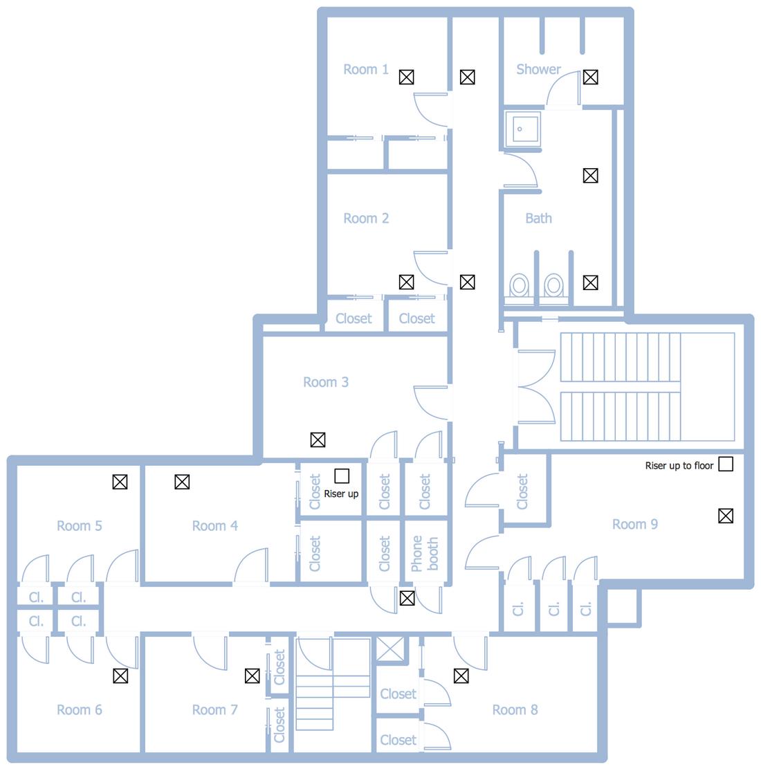 Sample 10 School Hvac Plan