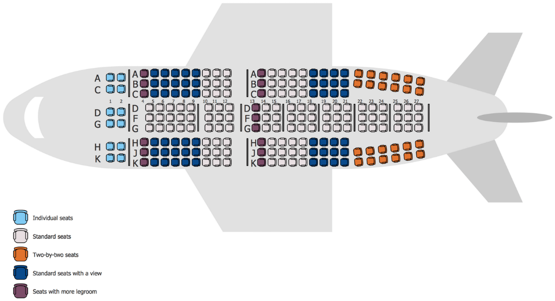 conceptdraw samples building plans seating plans science howstuffworks
