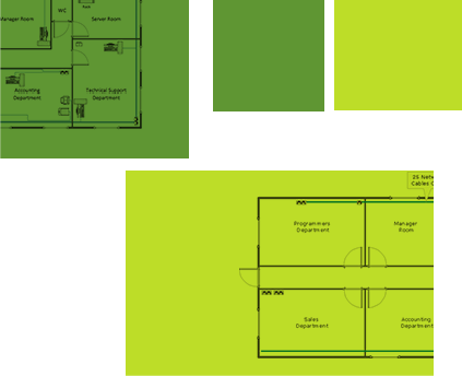 network layout floor plans solution conceptdrawcom