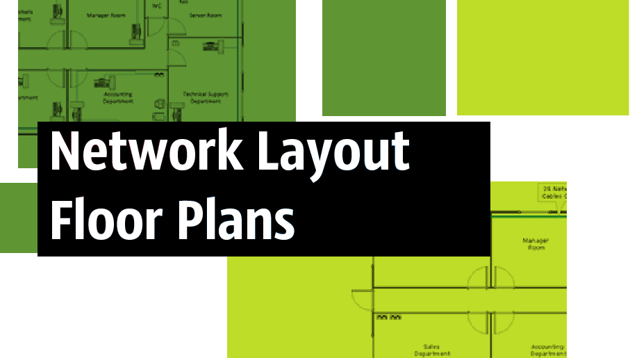 network layout, network floor plan, network visualization, network topologies, network topology mapper
