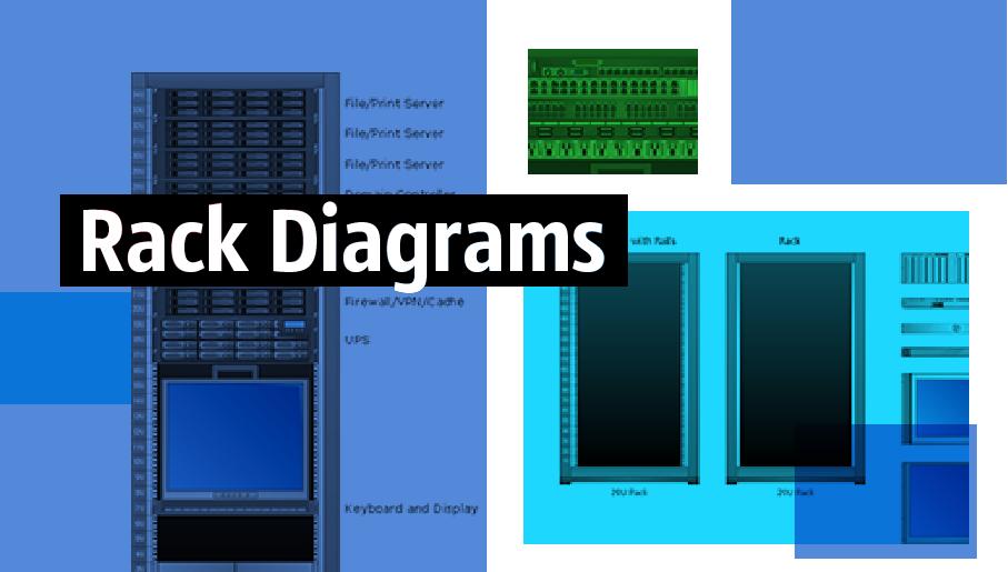 Rack Diagrams How To Create A Rack Diagram In
