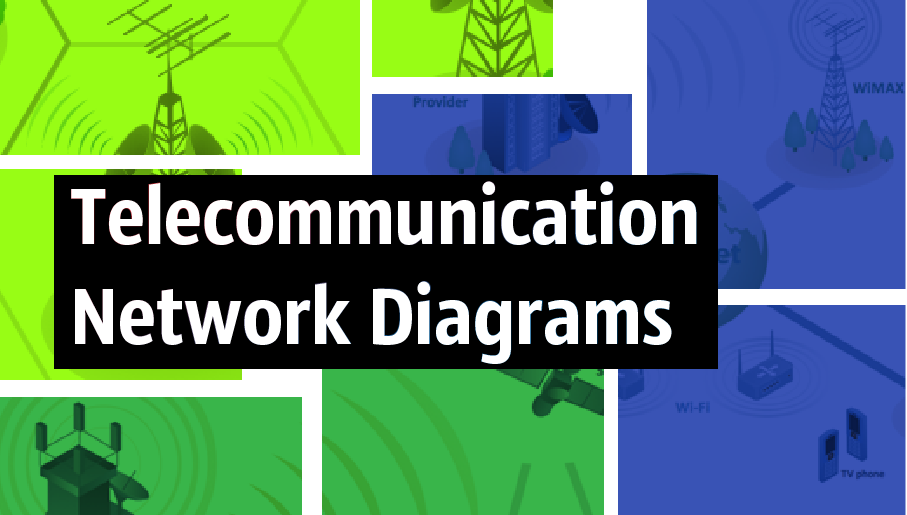 telecommunication network diagrams how to create a ms visio