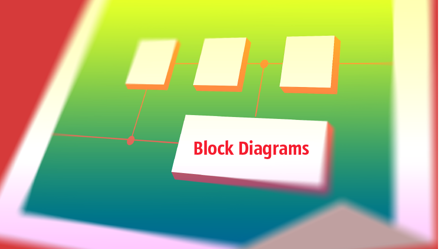 block diagram, function blocks