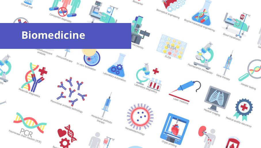 biomedical, biomedical science, biomedical technology