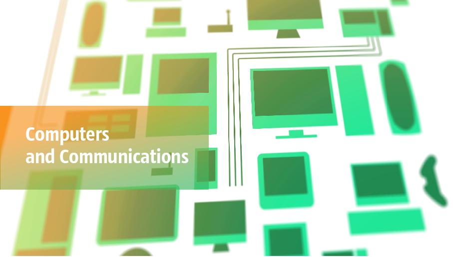 computer clipart, communication symbols