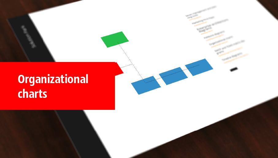 organizational chart, org chart