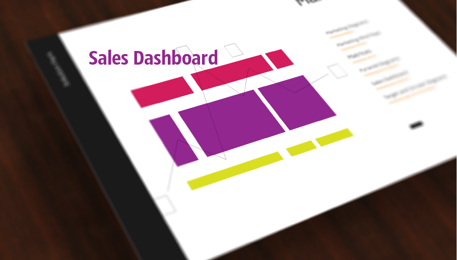 sales dashboard, sales metrics