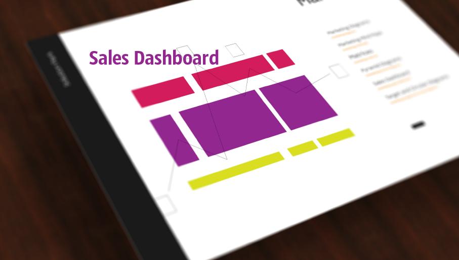sales dashboard, sales metrics