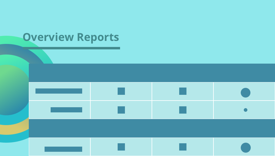 project management, overview reports, management, report, planning, project