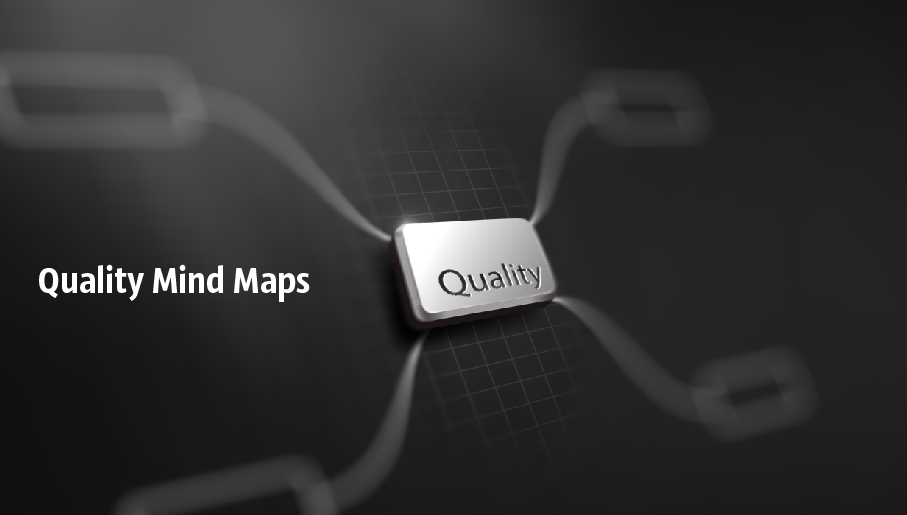 quality management mind map, quality management mindmap