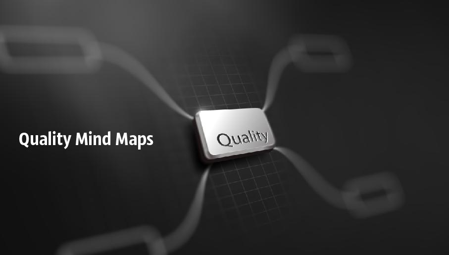 quality management mind map, quality management mindmap