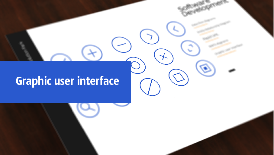 GUI development tool, GUI interface prototyping