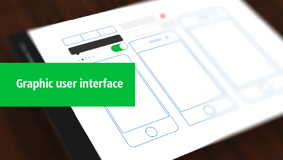 graphical user interface, UI patterns, GUI interface