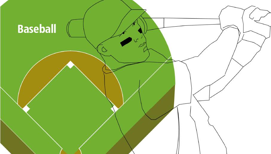baseball, baseball field, baseball field dimensions, baseball diamond, baseball diamond dimensions, baseball offense, baseball illustration, baseball positions, baseball diagram