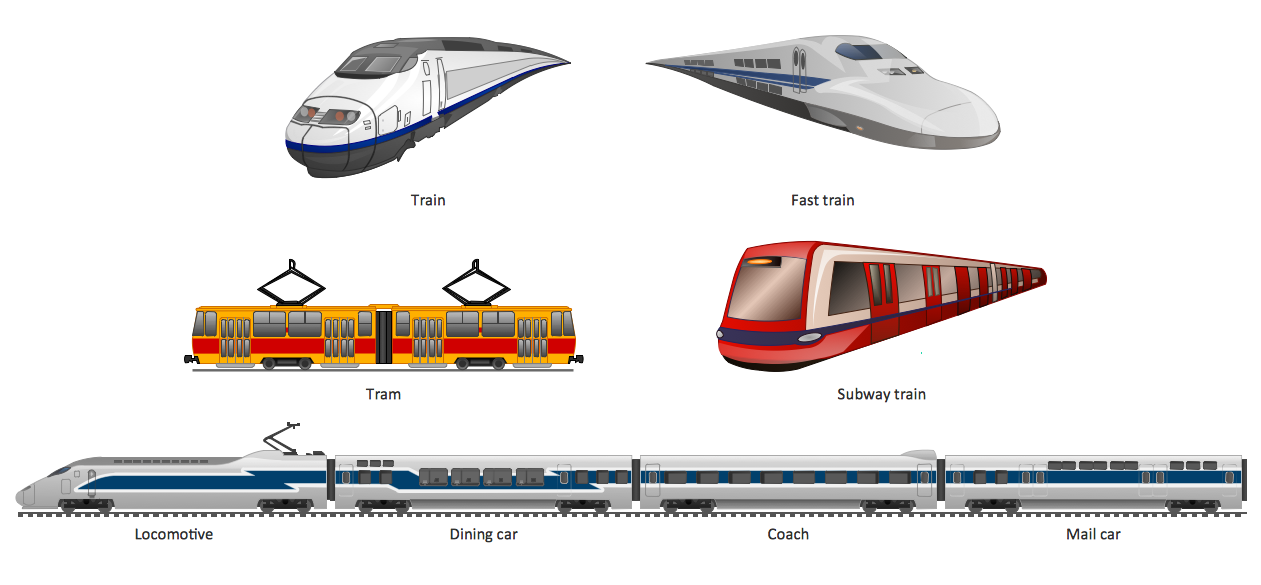 Design Elements — Rail Transport
