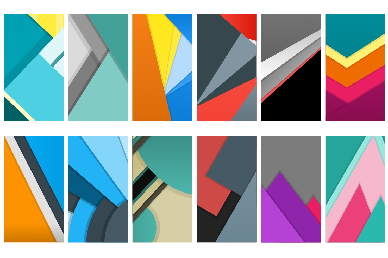 Design Elements — Android wallpapers