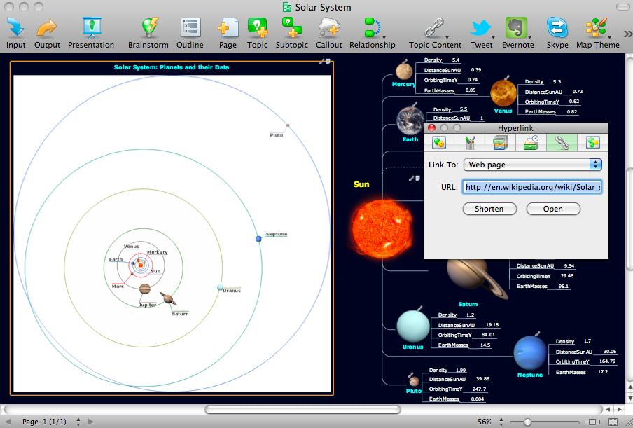 Astronomy Solution Conceptdraw Com