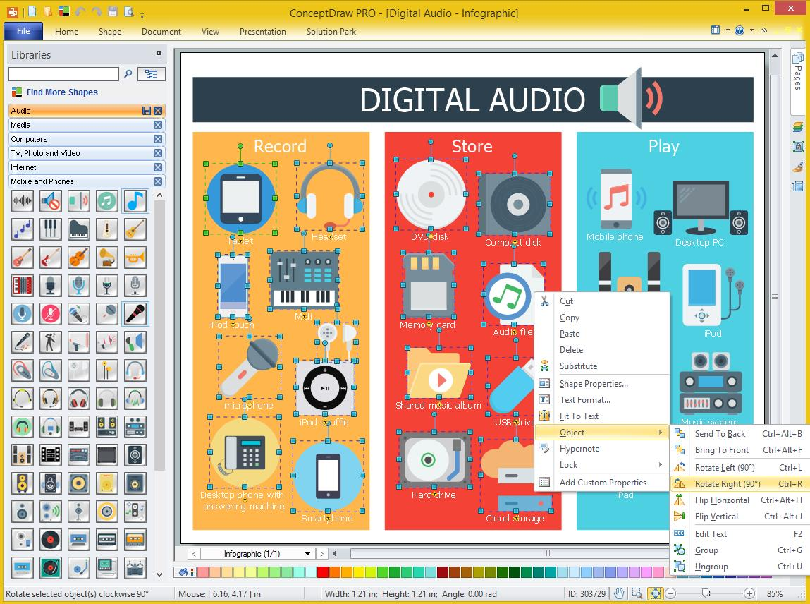 Audio, Video, Media solution for Microsoft Windows