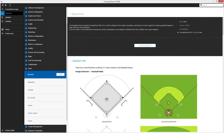 Baseball Solution - Install