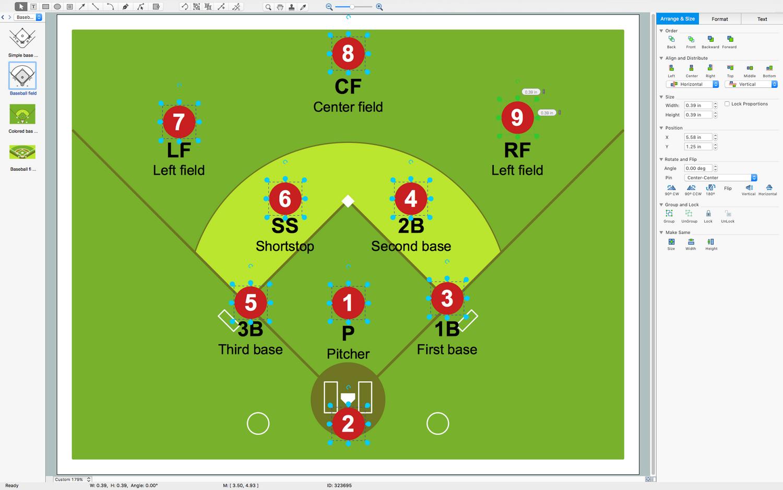 Baseball Solution for macOS