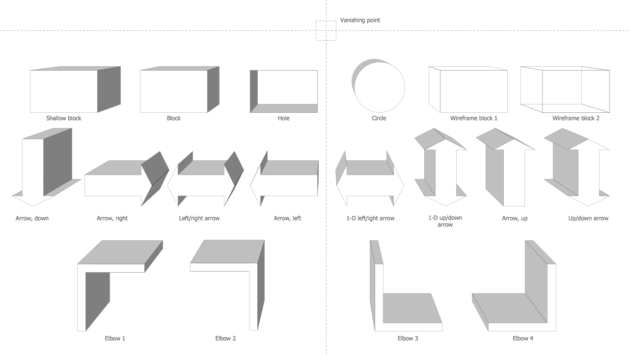 Design Elements — Blocks with Perspective