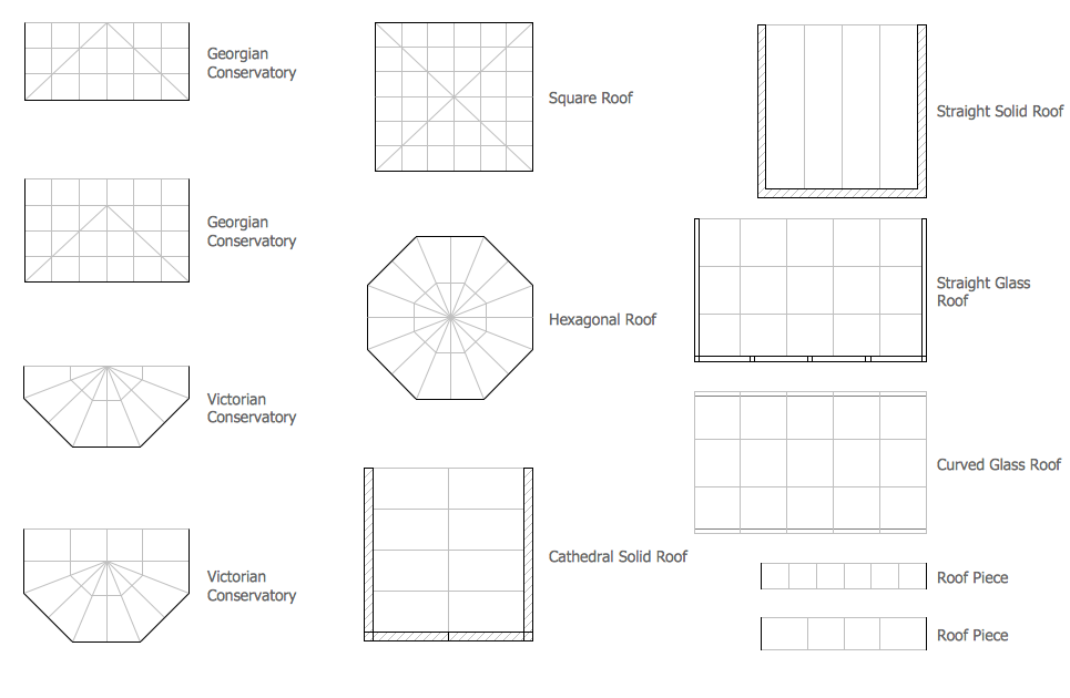 sunroom floor plans floor plans solution conceptdraw 15088