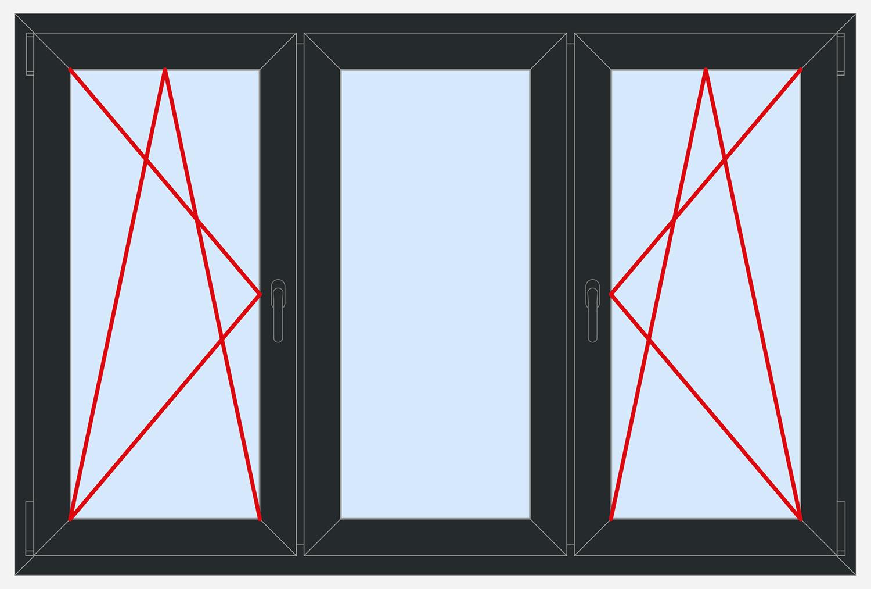 3 panel window simonton panels inside tilt and turn windows conceptdrawcom