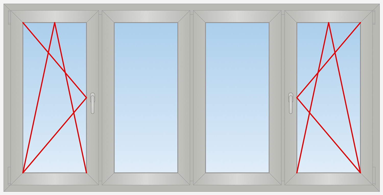4 Panels Inside