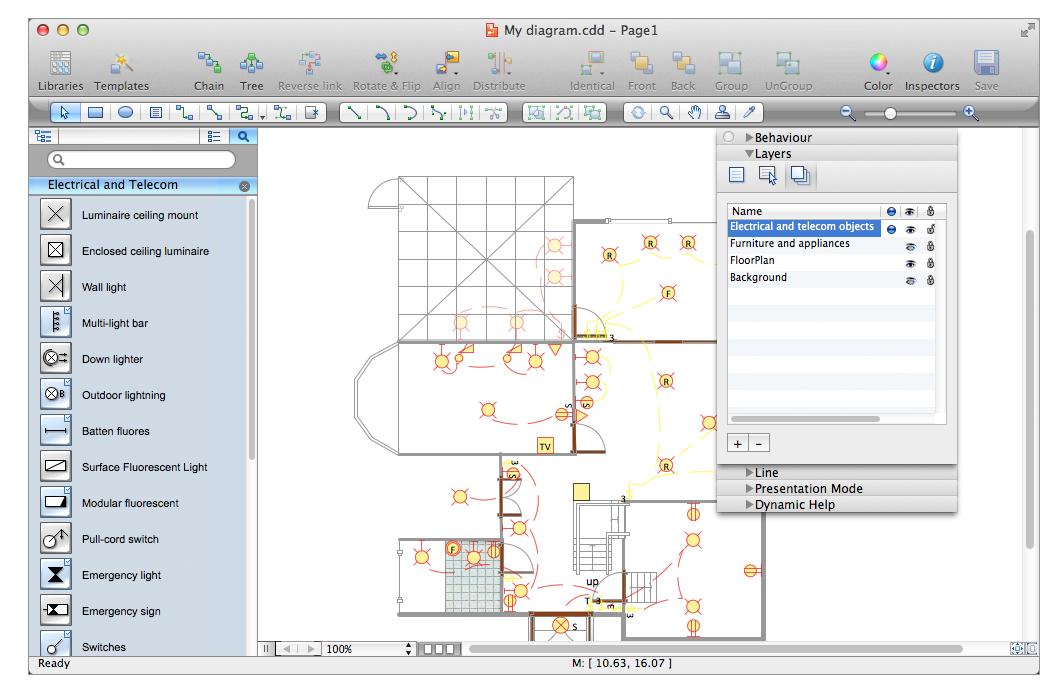 Mac  Building Plans