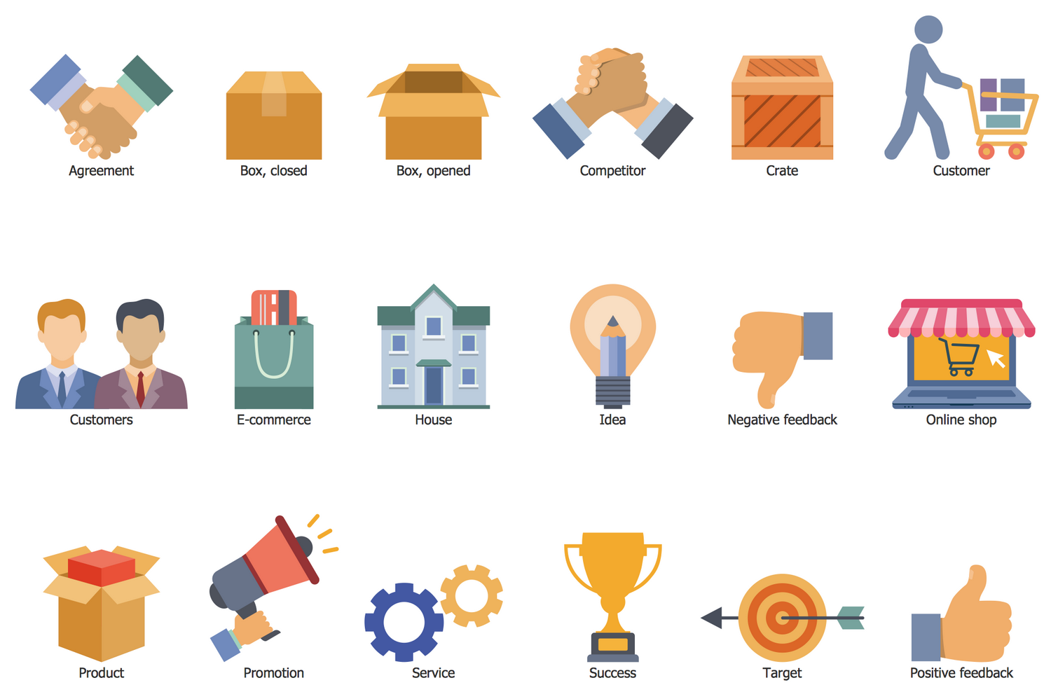 Design Elements — Workflow Marketing and Sales