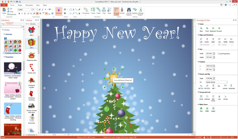 Holiday Illustration Solution for Microsoft Windows