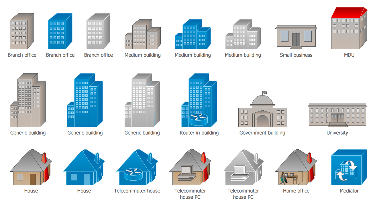 Design Elements — Cisco Buildings