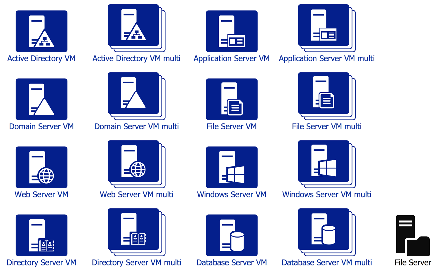 Design Elements Microsoft Azure Architecture — Virtual Machines