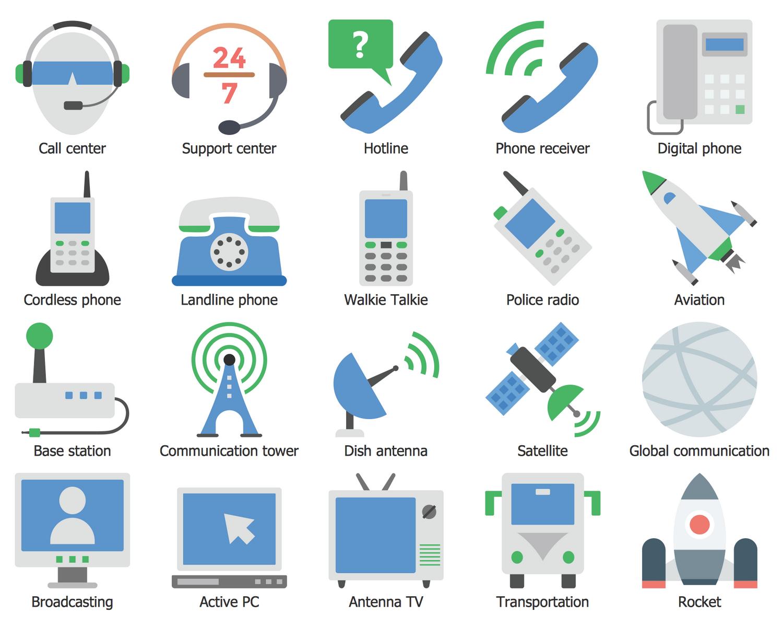 Design Elements — Telecom