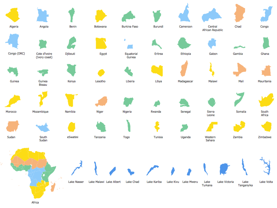 Design Elements — Africa