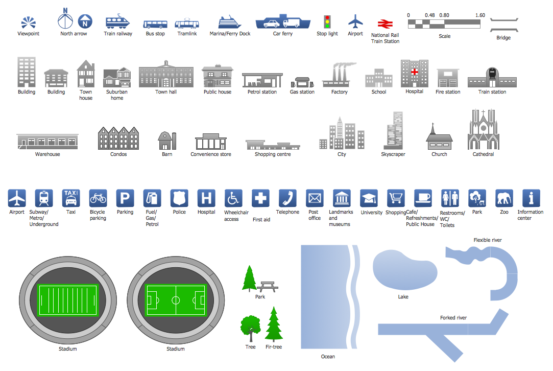 Design Elements — Landmarks