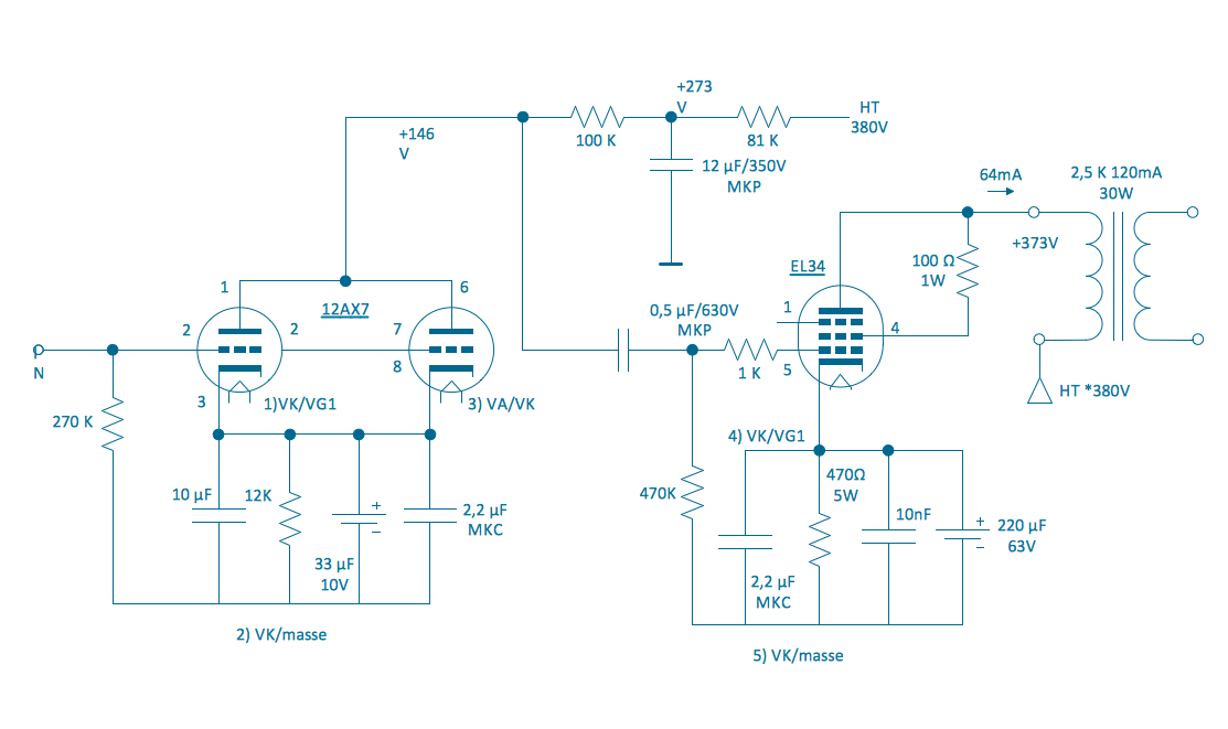 electrical engineering solution conceptdraw