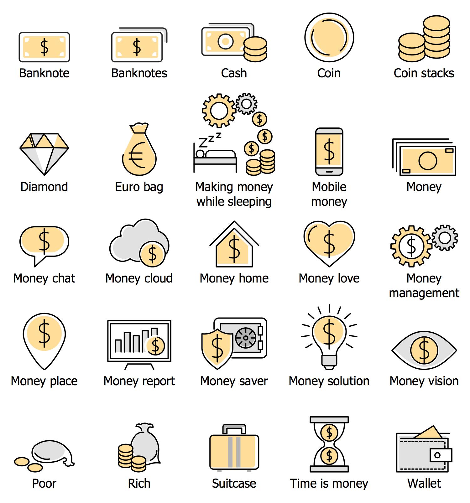 Design Elements — Cash