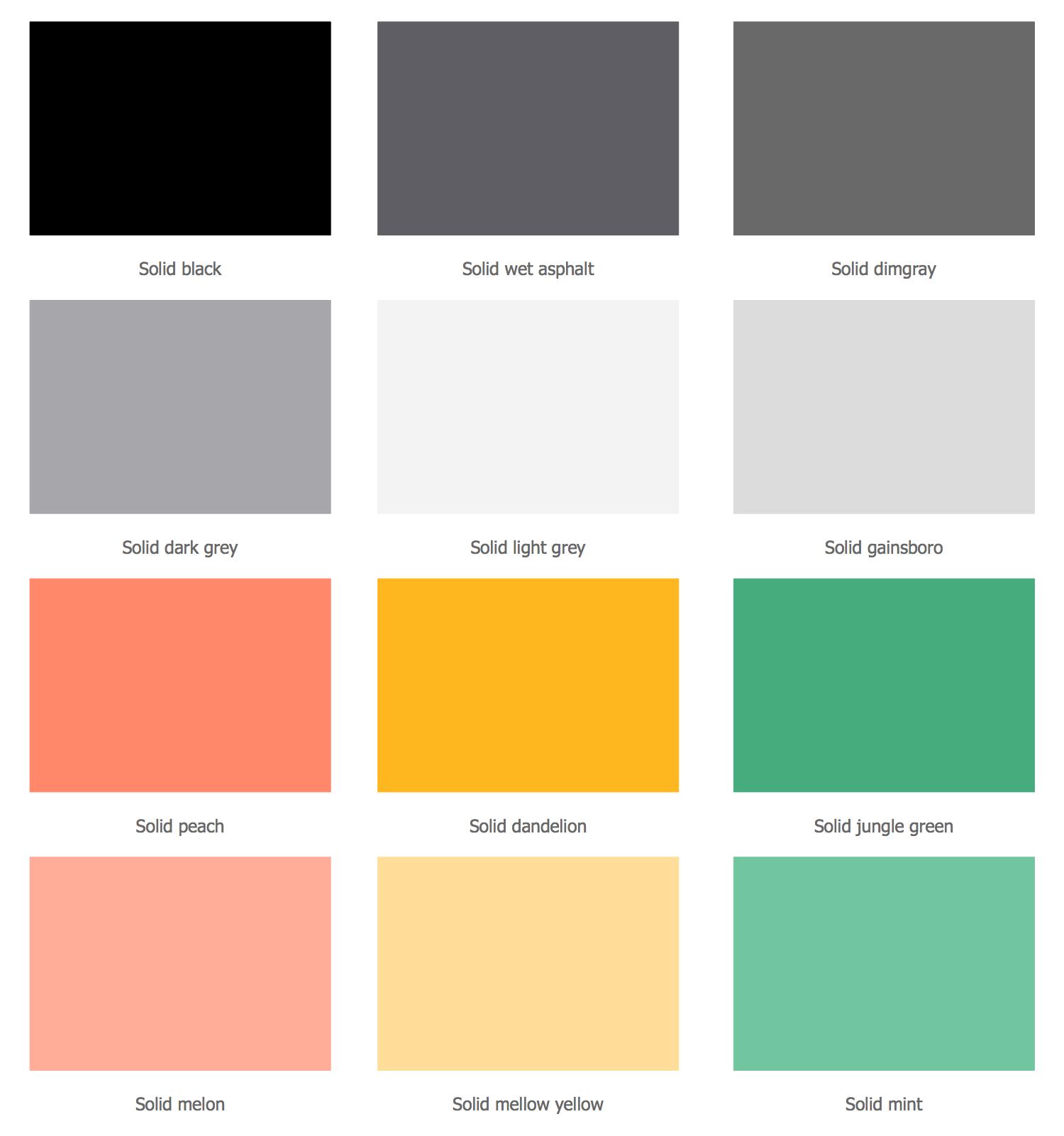 Design Elements — Financial Backgrounds