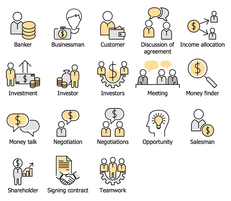 Design Elements — Financiers