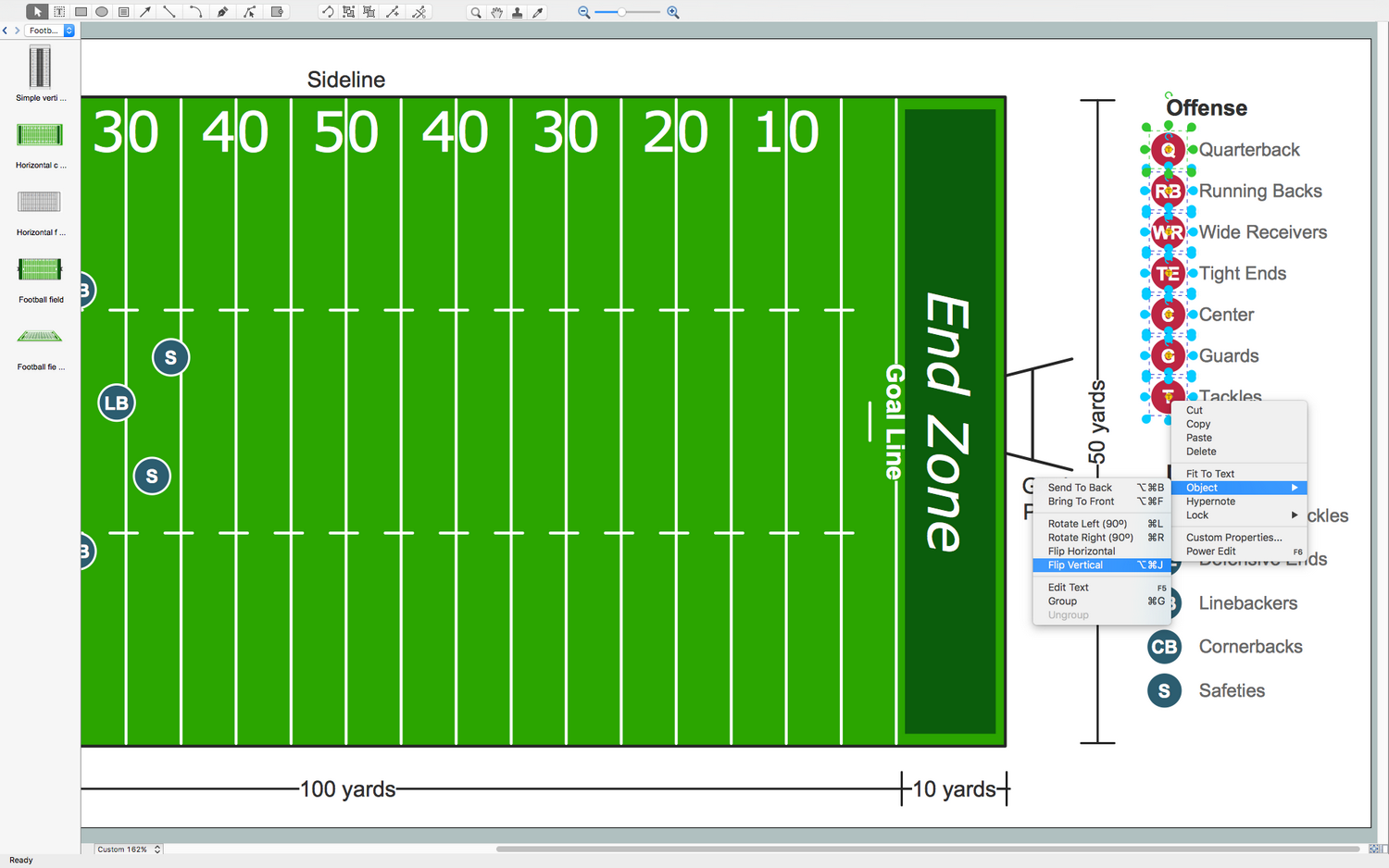 Football solution for macOS
