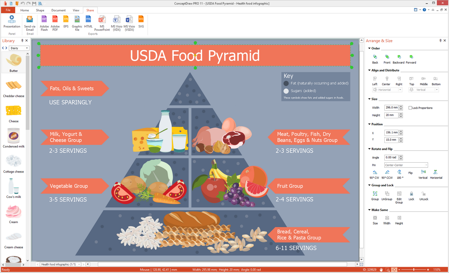 Health Food Solution of Quality for Microsoft Windows