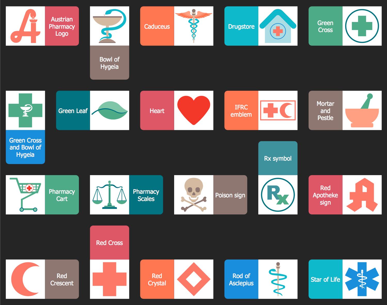 pharmacy illustrations solution conceptdrawcom