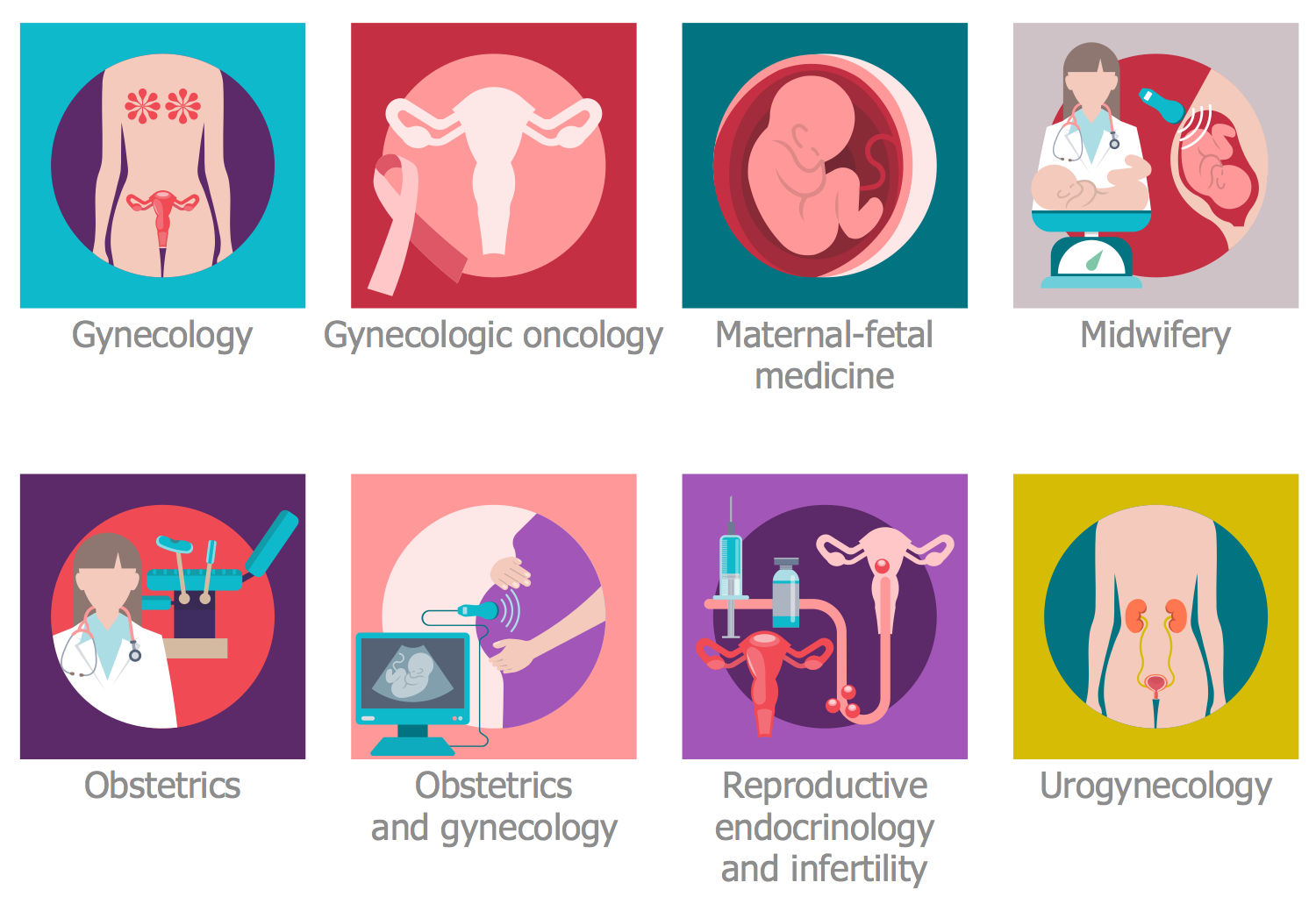 Design Elements — Obstetrics and Gynaecology