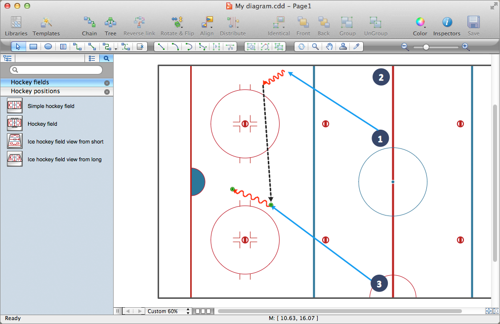 Free Hockey Drill Design Software