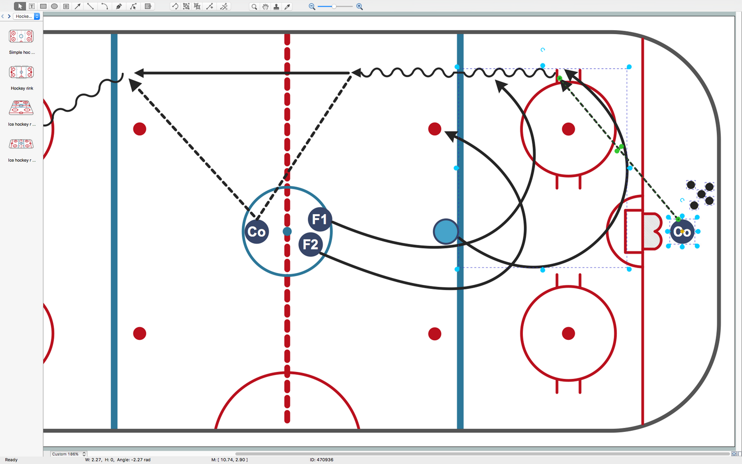 Ice Hockey solution for macOS