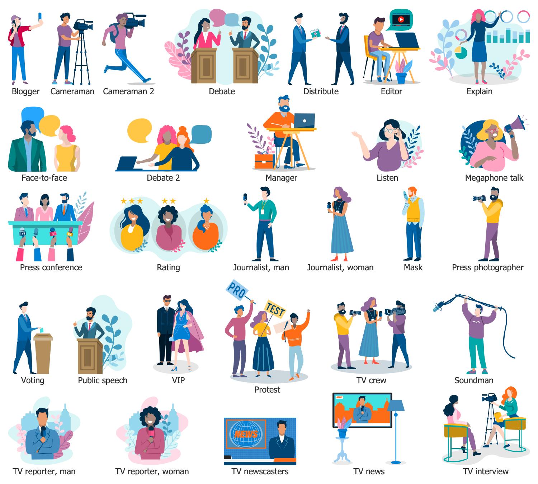 Design Elements — Media People